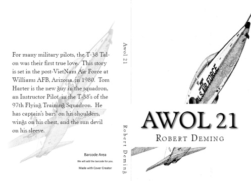 Awol 21 Cover