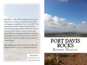 Fort Davis Rocks Cover