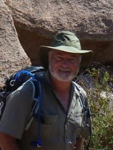 Carl Fabre, Certified Interpretative Guide