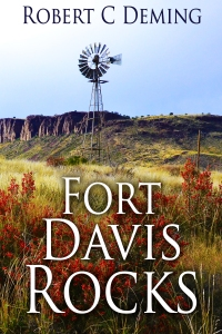 Fort Davis Rocks E Book