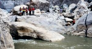 NPS Photo of Rockslide