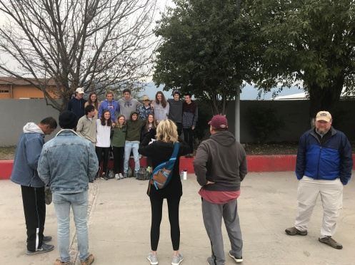 Fredericksburg Students