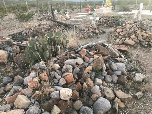 Unmarked Grave in La Union, Mexico