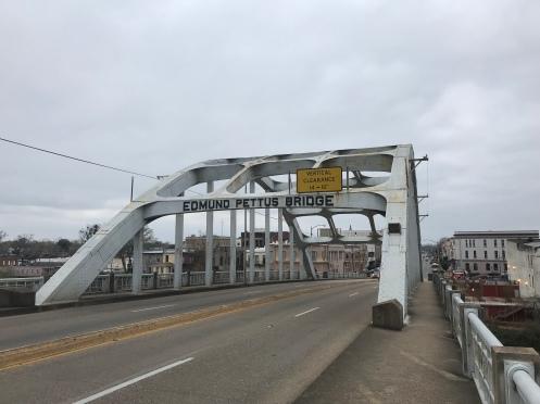 Edmund Pettis Bridge Selma