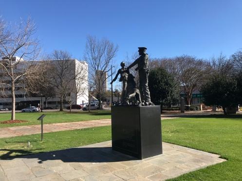 Kelly Ingram Park, Birmingham, Alabama