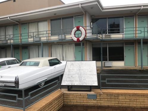 Lorraine Hotel, Memphis